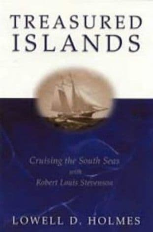 Treasured Islands by Lowell D. Holmes - 0713662700