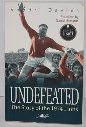 Undefeated by RhodriDavies - 9781847719317