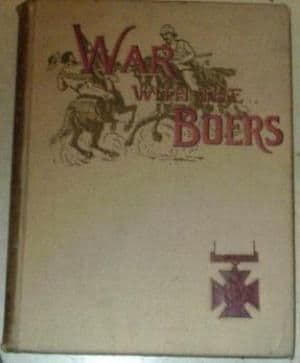 War With the Boers 4 volume set by Harold Brown