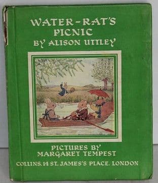 Water-Rats Picnic by Alison Uttley