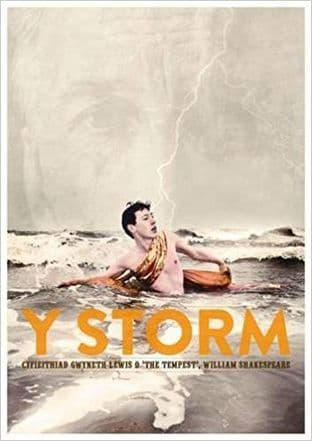 Y Storm by William Shakespeare - 9781906396497