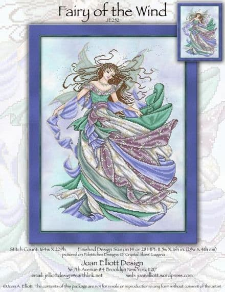 Fairy of the Wind  JE252
