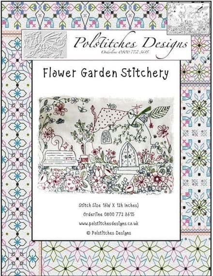 Flower Garden Stitchery.