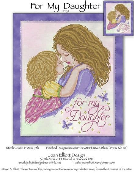 For my Daughter JE159