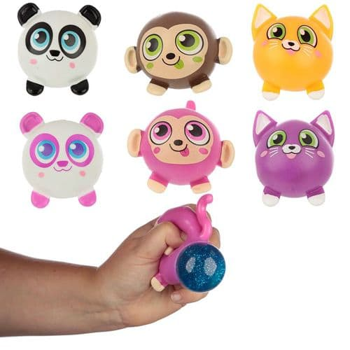 Cute Squeezy Animal Stress Ball Toy
