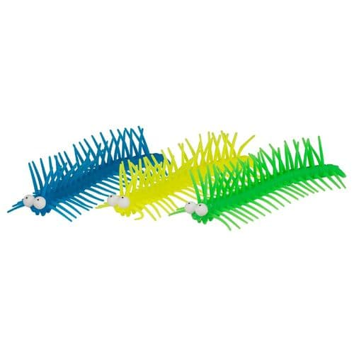 Squishy Tactile Centipede Sensory Toy