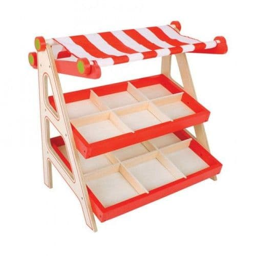 Wooden Market Stall Toy