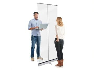 Clear Portable C19 Screens 80/85cm        From £40
