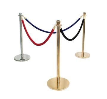 ROPE BARRIER-LOW COST OPTION