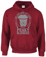 BY ORDER OF HOODIE - INSPIRED BY PEAKY BLINDERS