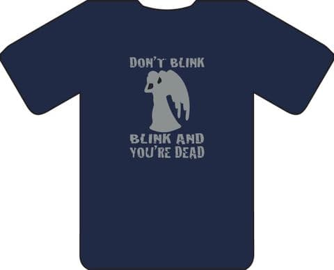DONT BLINK - INSPIRED BY WEEPING ANGELS DR.WHO