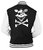 FNAF FOXY PIRATE VARSITY - INSPIRED BY FIVE NIGHTS AT FREDDYS