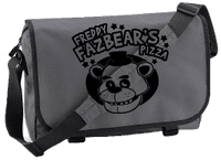 FREDDY FAZBEARS PIZZA M/BAG - INSPIRED BY FIVE NIGHTS AT FREDDYS