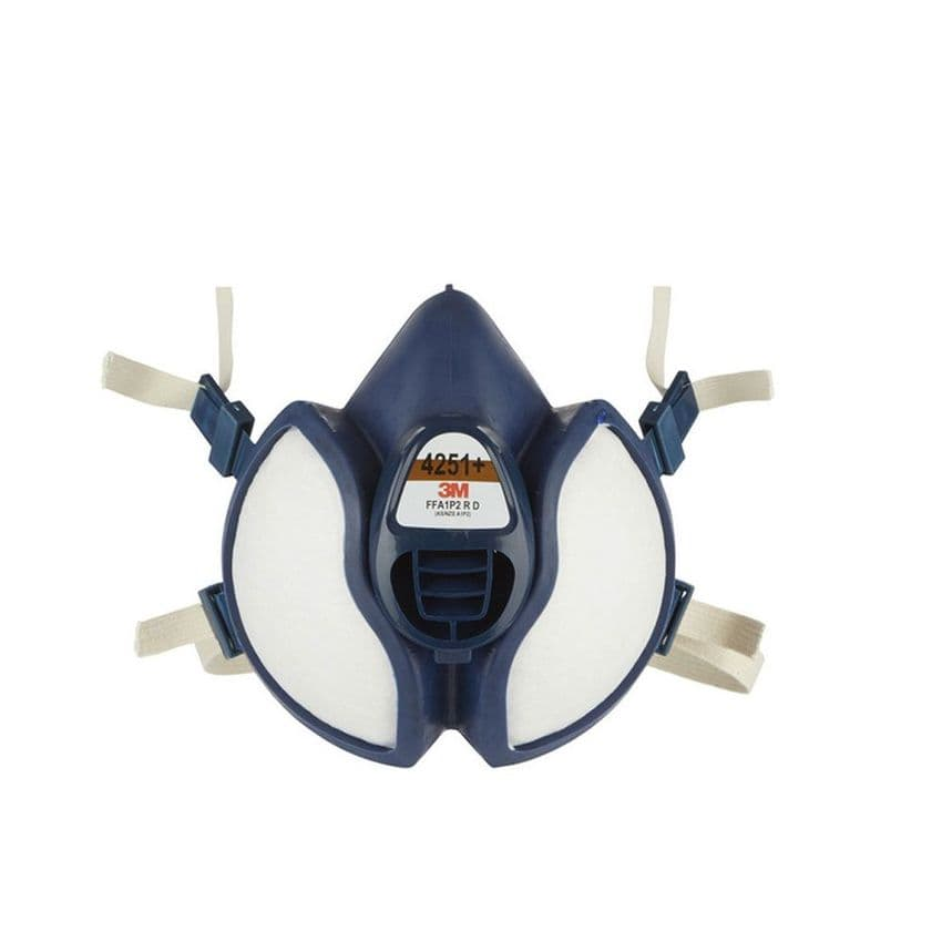 3M 4251 Mask - Reuseable Gas / Vapour Particulate Resporator