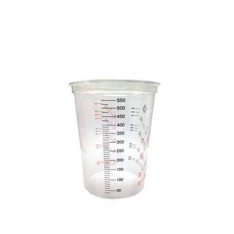 550ml Calibrated Measuring Cup