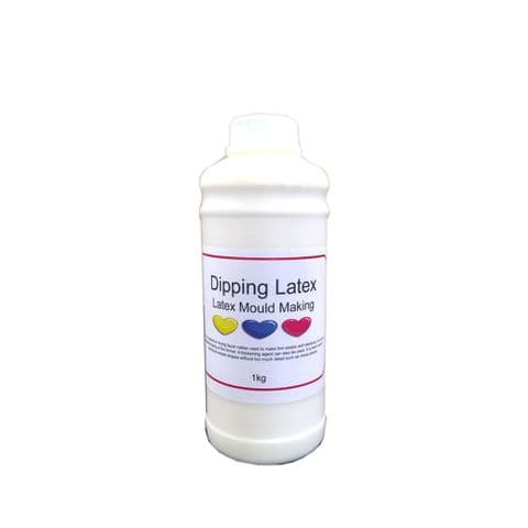 Liquid Latex Dipping Rubber - Skin Safe
