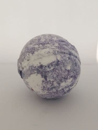 Fig & Cassis bathbomb