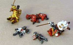 AGIN01 Agincourt Casualty Pack 1