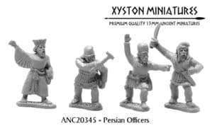 ANC20345 - Persian Officers