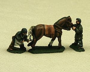 CB08 Field Blacksmith Farrier Extension Set