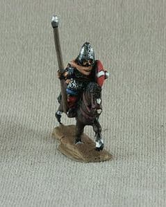 DFC03 Mounted Frankish Retainer