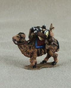 MOA01 Camel with Bagage