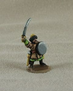 MOF02 Dismounted Officer/Archer