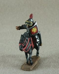 MOLC01 Mounted General or Prince Dracula