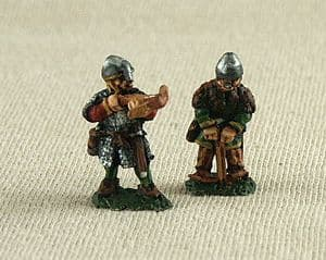NMF09 Armoured crossbowman