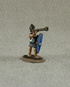 NUF03 Syphax Roman Trained Infantry Trumpeter