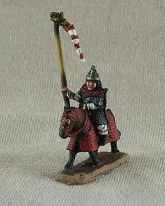 SAC01 Mounted Standard Bearer