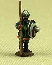 SXF23 Later Fyrdman Standard Bearer