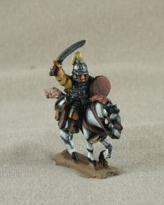 TIMC03 Mounted Timurid Officer
