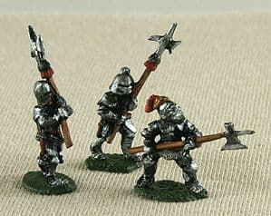 WORF03 WOR Dismt. Man-at Arms 1