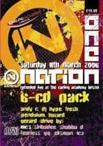 One Nation March 2006 CD Pack