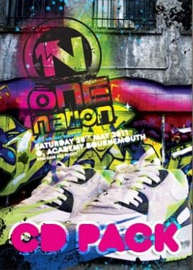 One Nation - May 2011 CD Pack