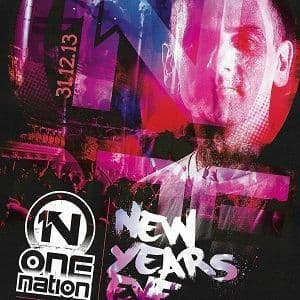 One Nation - New Years Eve - 2013/14 - USB