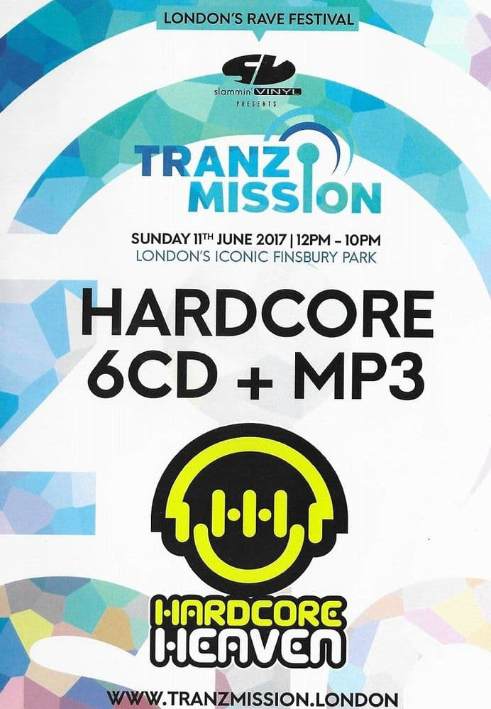 Tranz-Mission – 2017 – Hardcore Pack