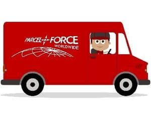 PARCELFORCE 24 from £14.99.