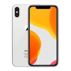 Apple iPhone X (256GB) | Silver