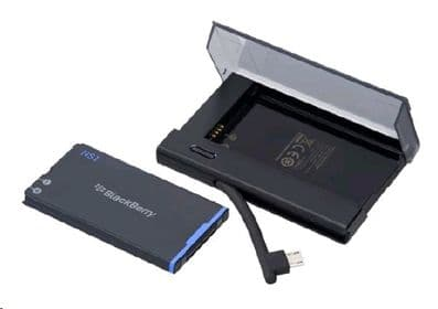 Blackberry Q10 Battery Charger Bundle ACC-53185-201