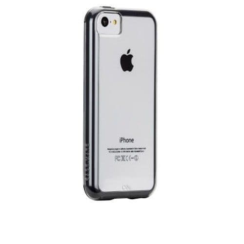 Case-Mate iPhone X Case - Naked Tough - Clear - Ultra Slim