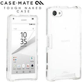 Case-Mate Sony Xperia Z5 Compact Tough Naked Case | Clear