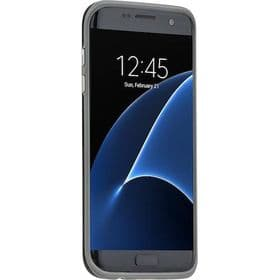 CaseMate Samsung Galaxy S7 Edge Tough Stand Case | Black/Titanium