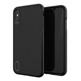 GEAR4 iPhone XS MAX  Battersea Case Cover With D30 | Black