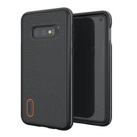 GEAR4 Samsung Galaxy S10 Battersea Case Cover With D30 | Black