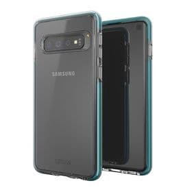 GEAR4 Samsung Galaxy S10 Piccadilly Case Cover With D30 | Teal