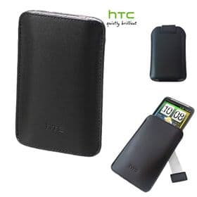 Genuine Leather HTC Desire HD Case PO-S550