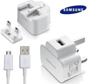 Genuine Samsung Galaxy S6 / S6 Edge Mains Charger