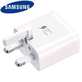 Genuine Samsung Galaxy S7 / S7 Edge Adaptive Fast Charger Mains Adapter